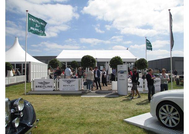 Nieuws: Intertent officiële leverancier Concours d'élégance