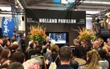 Eerste internationale EventBranche Borrel op Holland Pavillon tijdens BOE19
