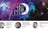 THE NEXT EVENT Kennissessies: Interactie, one-stop-shop voor grote events?, de juiste act voor jouw event