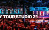 Studio 21 zet de deuren van de vernieuwde eventlocatie virtueel open voor straks...