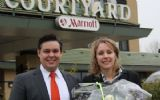 Marloes Keek van Courtyard by Marriott verkozen tot Global Sales Leader