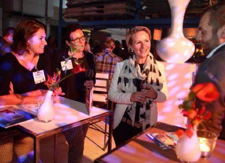 The Aftermovie van de EventBranche borrel bij eventdecorateur DCRT