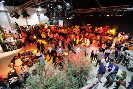 EventBranche Borrel Worldhotel Wings: 400 eventprofessionals (VIDEO)