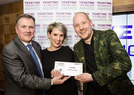 3cf1e0b24e7 Nieuws: We Cross wint Ticketing Technology Award voor beste CRM Data ...