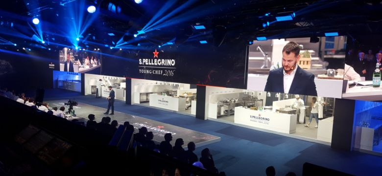 Best Event Award World winnaar B2B Award: S. Pellegrino Young Chef 2016