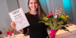 25 eventprofessionals halen certificaat Master in Event Management