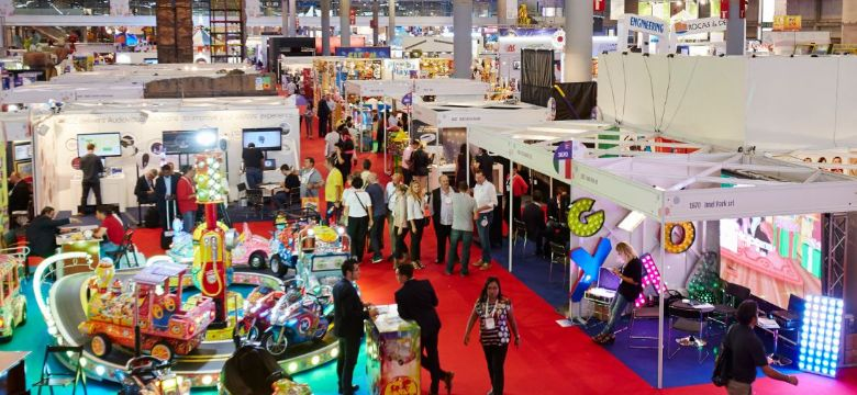 Save the date: grootste amusement- en entertainment beurs van Europa