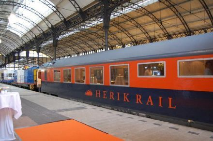 Treinevents nieuw label van Herik Rail Events BV