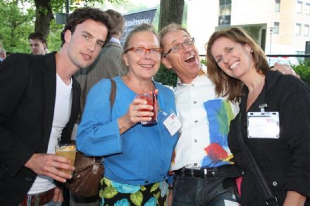 EventBranche Borrel Claus: 'gaan we hangen of leven?' (FOTO'S)