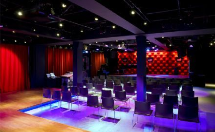 North Sea Jazz Club verrassende locatie voor EventBranche Borrel 2 juni 2014
